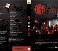 "Ginevra 15 let ,,živě""  (DVD, CD)"